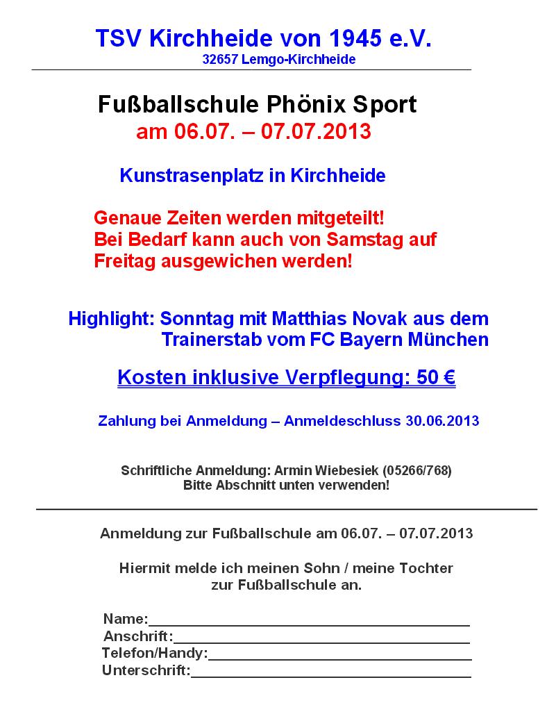 fußballschule2013