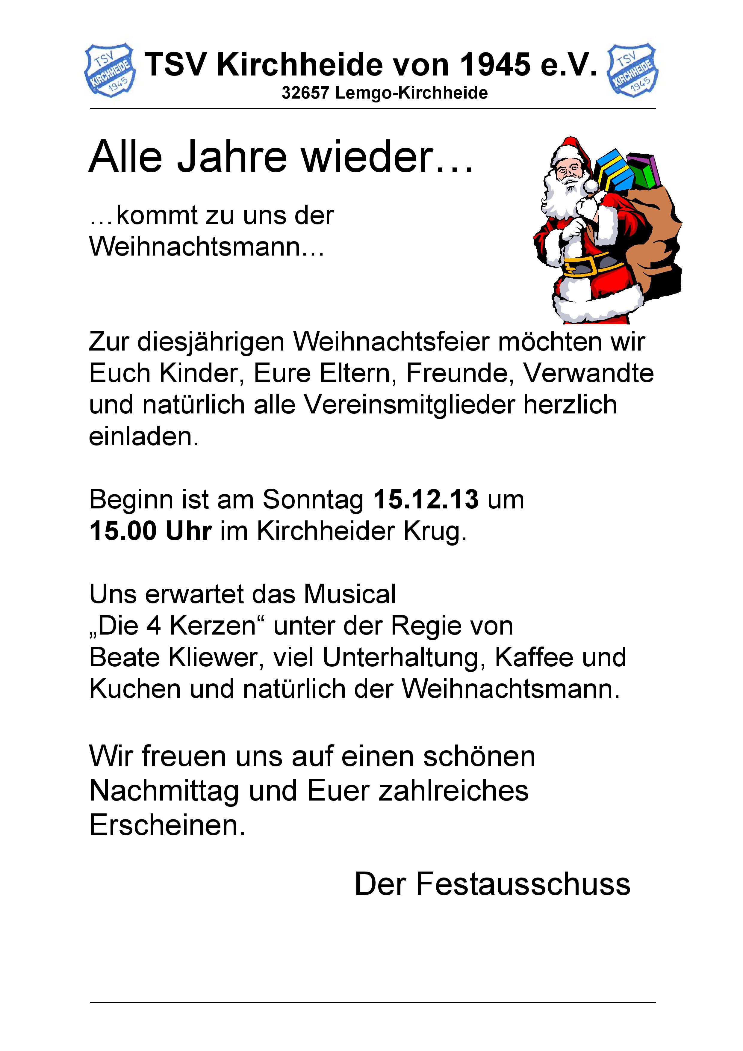 einladung kollegen zur weihnachtsfeier vorlage - einladung hochzeit, Einladung